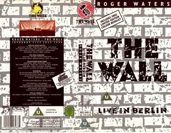 Скачать roger waters pink floyd the wall-live in
